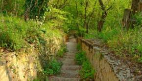 Шайтан-Мердвен или Чертова лестница