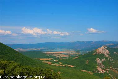Байдарская долина