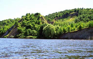 Каневский природный заповедник. Каневские горы