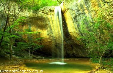 Водопад Кобалар или водопад Козырек