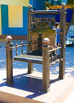 Бердянское Кресло исполнения желаний