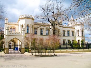 Одесский Шахский дворец