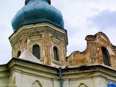 Купол переяслав-хмельницкого Вознесенского собора