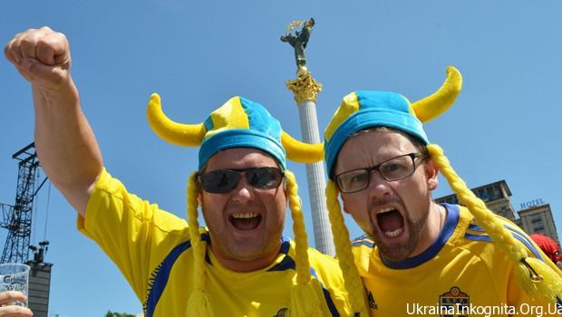 Украина вошла в двадцатку самых посещаемых стран мира
