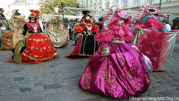 Фестиваль «Золотой лев» Во Львове