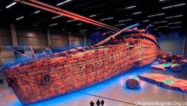 """Выставка """"Титаник"""" открылась в Киеве"""
