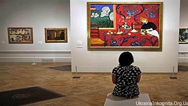 Выставка картин «Диалог»