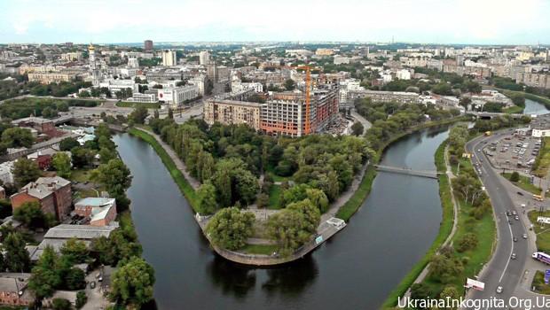Лучшие украинские города