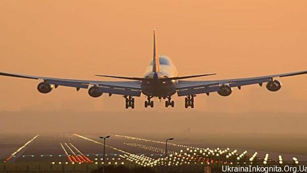 Снизились цены на внутренние авиаперевозки по Украине
