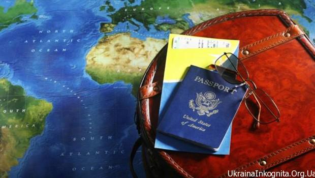 Украина в Топ-10 туристических стран