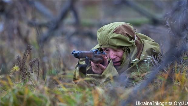 Открытие в Национальном музее заповеднике «Битва за Киев 1943 год» реконструкции командно-наблюдательного пункта