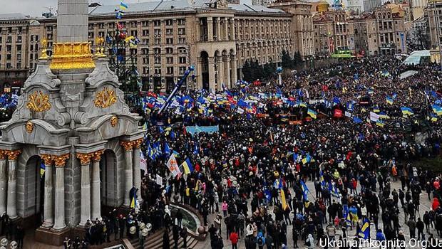 Экстремальный тур по украинских Евромайданах