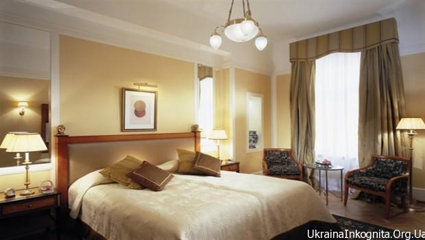 Из-за большой конкуренции на туристическом рынке, в Киеве снизился спрос на гостиничные номера