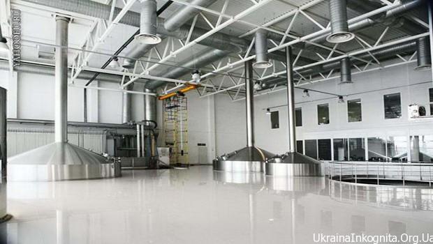 Промышленный туризм в Украине: экскурсии на пивные заводы
