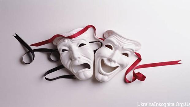 Фестиваль театров Львова в Киеве