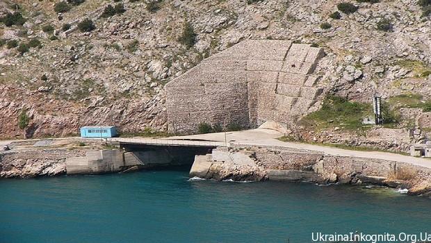 Сверхсекретная база подводных лодок в Балаклаве стала открыта для туристов