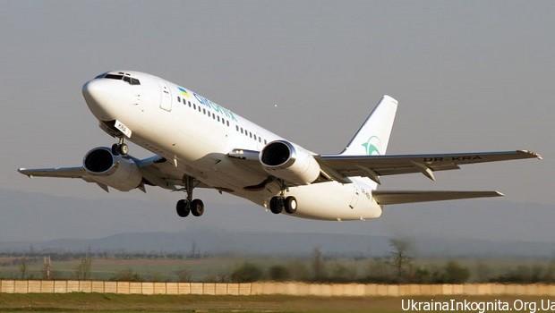 Авиакомпания Air Onix приостановила полеты из-за долгов