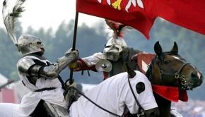 Событийный туризм: рыцарский турнир в Хотине