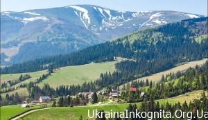 karpati zhemchuzhina ukraini 300x174 Украинские Карпаты
